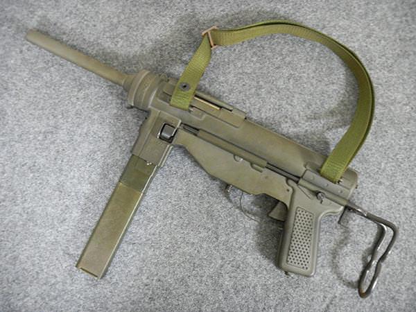 ハドソンM3A1 グリースガン 買取