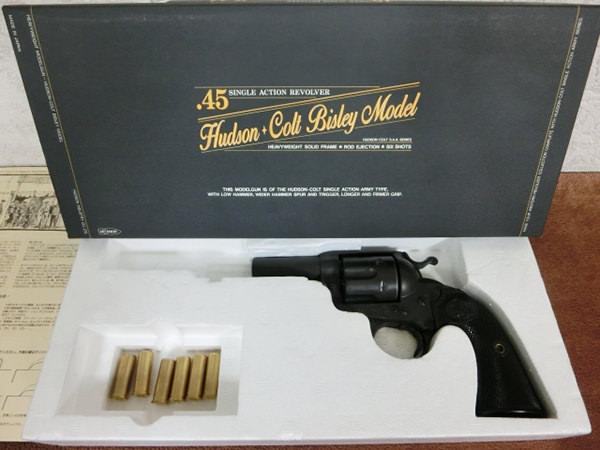 Colt Bisley コルト SAA 3インチ1
