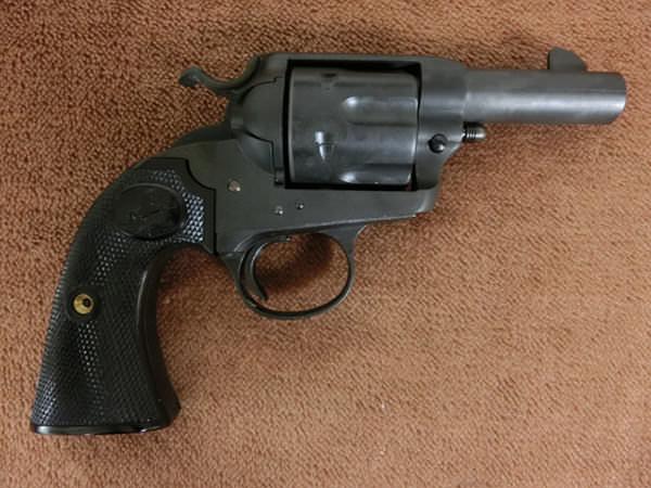 Colt Bisley コルト SAA 3インチ3