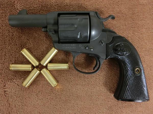 Colt Bisley コルト SAA 3インチ2
