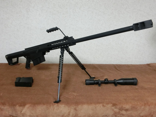 SNOW WOLF バレット M82A1 電動ガン 買取