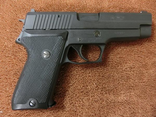 SIG SAUER P220 自衛隊仕様2