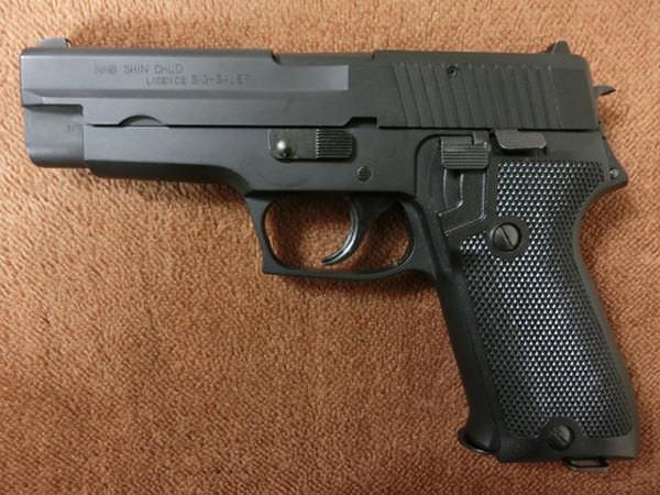 SIG SAUER P220 自衛隊仕様3