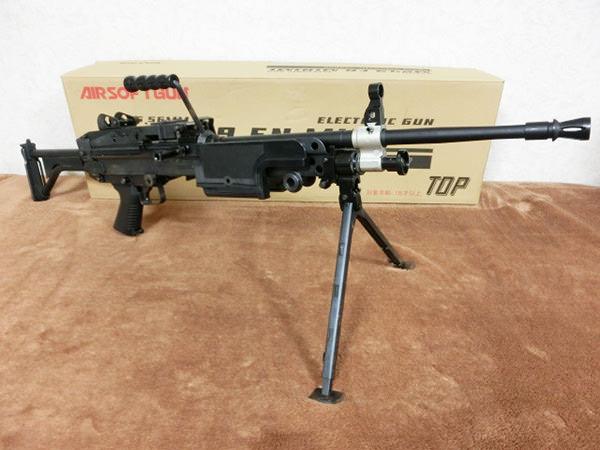 M249 MINIMI SAW MKⅡ2