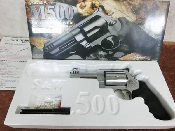 タナカ S&W M500 3インチ+1 買取