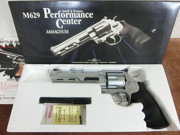 タナカ S&W M629 パフォーマンスセンター 買取