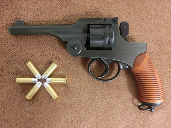 二十六年式拳銃2