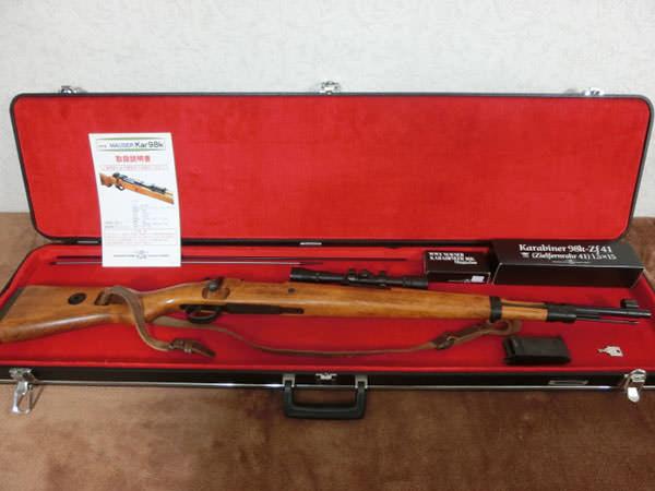 タナカ Mauser モーゼル Kar98K 6mm 買取