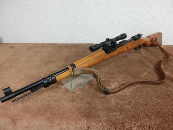 Mauser モーゼル Kar98K 6mm2