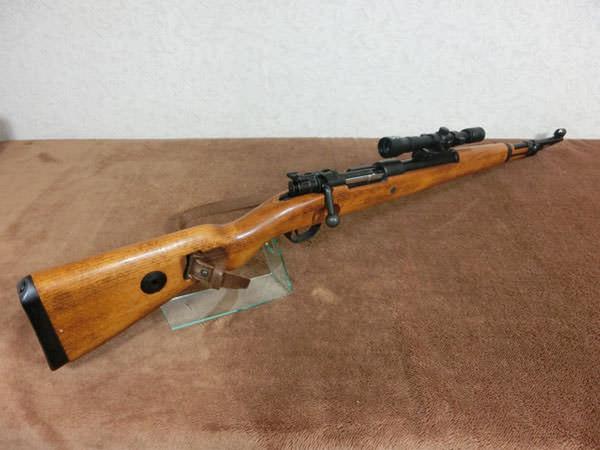 Mauser モーゼル Kar98K 6mm3