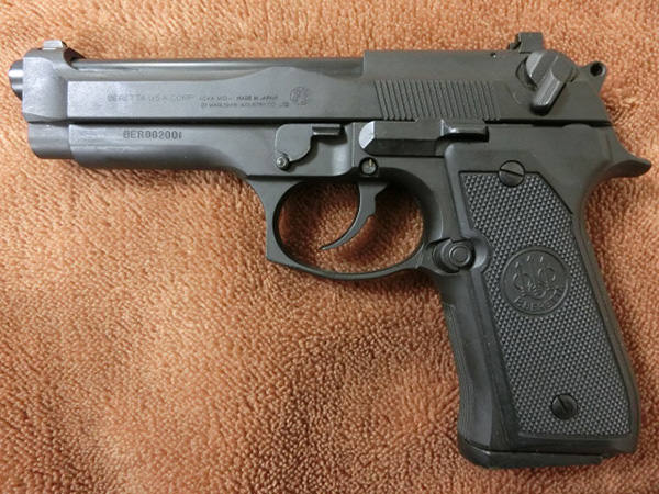 BERETTA ベレッタ M92FS HW2