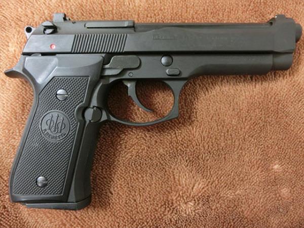 BERETTA ベレッタ M92FS HW3
