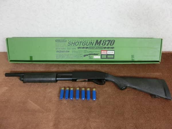 マルゼン M870 ショットガン 買取