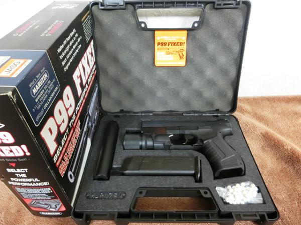 ワルサー P99 FIXED1