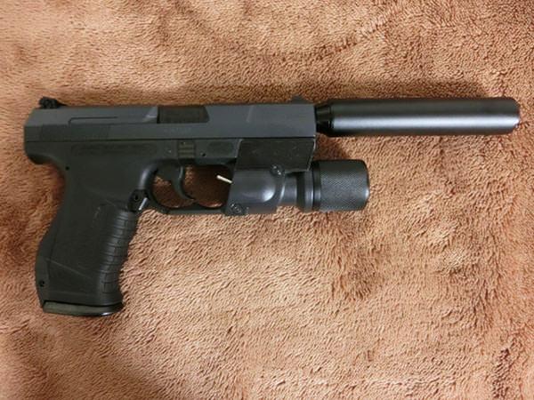 ワルサー P99 FIXED2