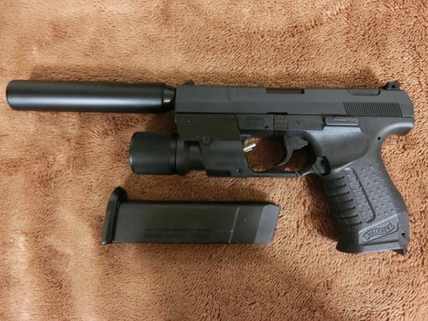 ワルサー P99 FIXED3