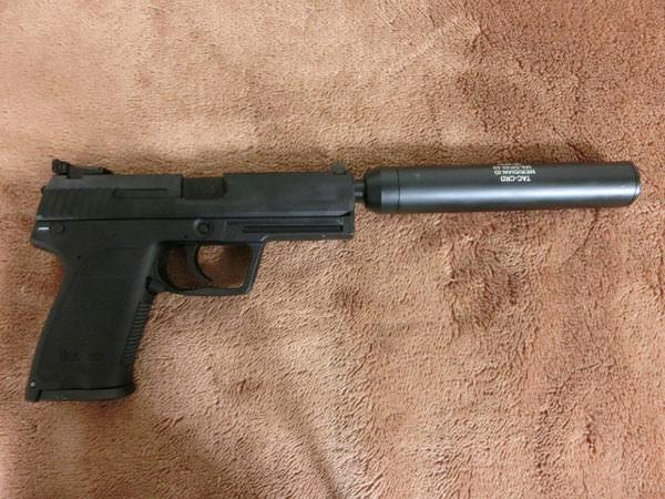 HK USP タクティカル3