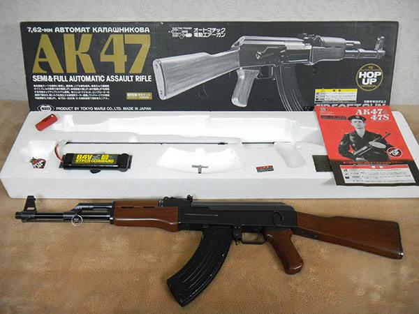 東京マルイ AK47 買取
