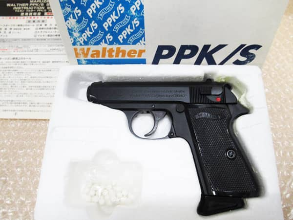 マルゼン ワルサー PPKS 買取