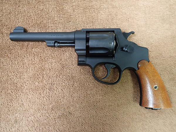 S&W M1917 5.5インチ 2