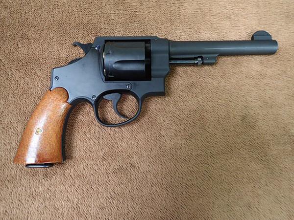 S&W M1917 5.5インチ 3
