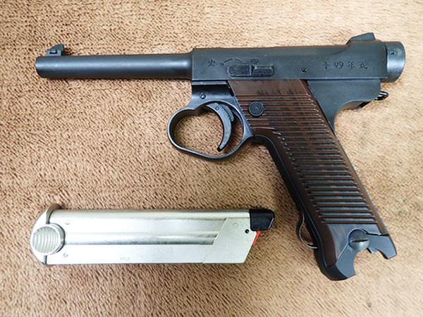6mmBB HW 南部14年式 後期モデル2