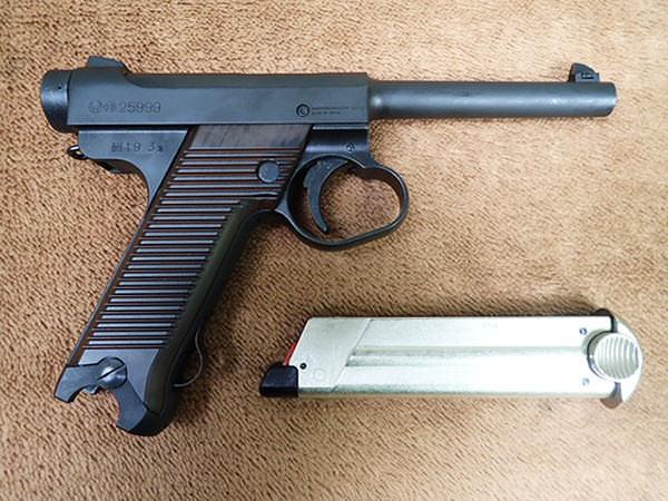 6mmBB HW 南部14年式 後期モデル3