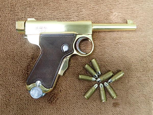 ACG ベビー南部 南部式小型自動拳銃3