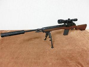 東京マルイ USライフル M14 ウッドストック