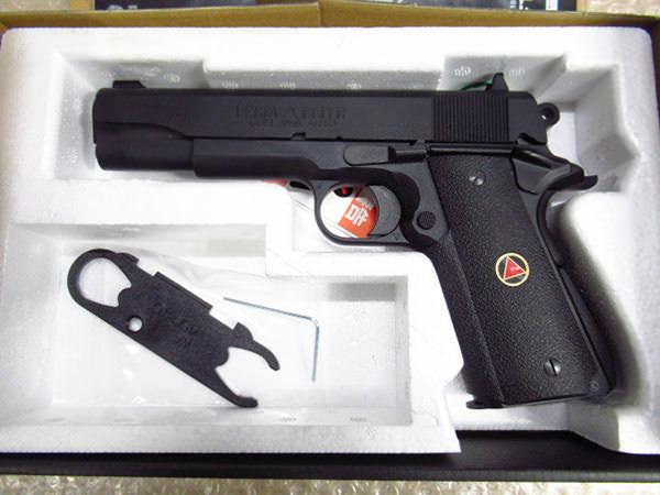 SCW コルト 10mmオート デルタエリート