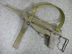 ハドソン M3A1 グリースガン グリースガン