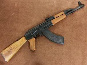ハドソン AK47 自動小銃
