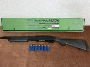 マルゼン M870 ショットガン