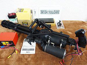 トイテック M134 バルカン