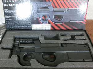 キングアームズ P90