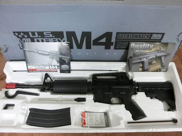 KSC M4A1 買取