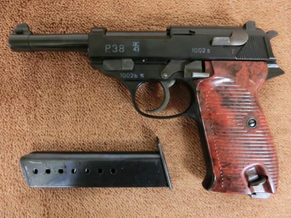 マルシン P38 買取