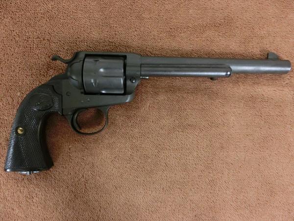 Colt Bisley コルト SAA 7.5インチ 3