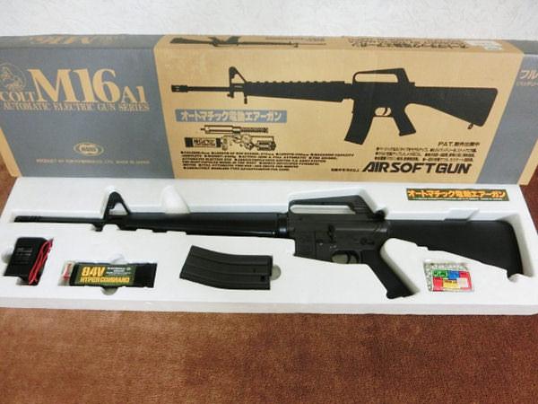 東京マルイ アサルトライフル M16 買取
