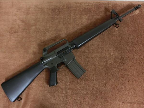 アサルトライフル M162