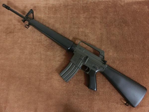アサルトライフル M163