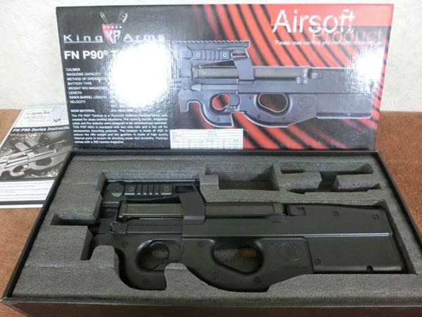 King Arms P90 買取