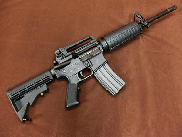 M4 ソーコム2