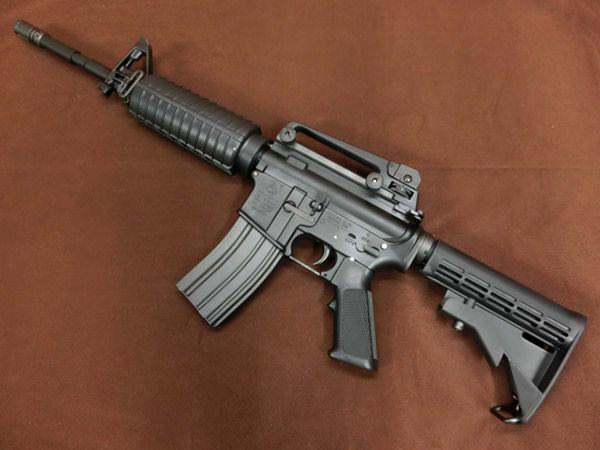 M4 ソーコム3