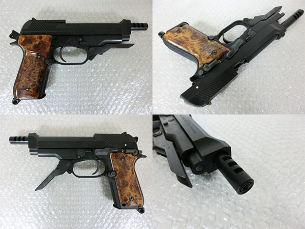 M93R サイレンサー マガジン2