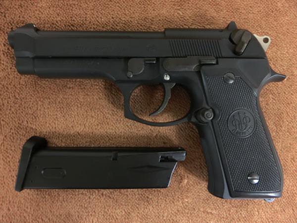 ベレッタ M92FS 3