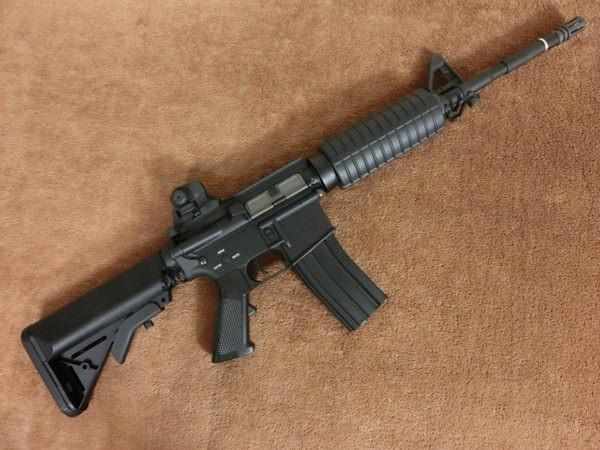 M4カービン カートレス EBB2