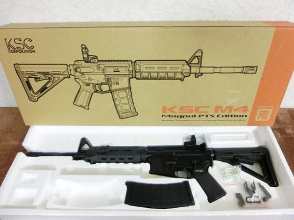KSC マグプル PTS エディション M4 買取