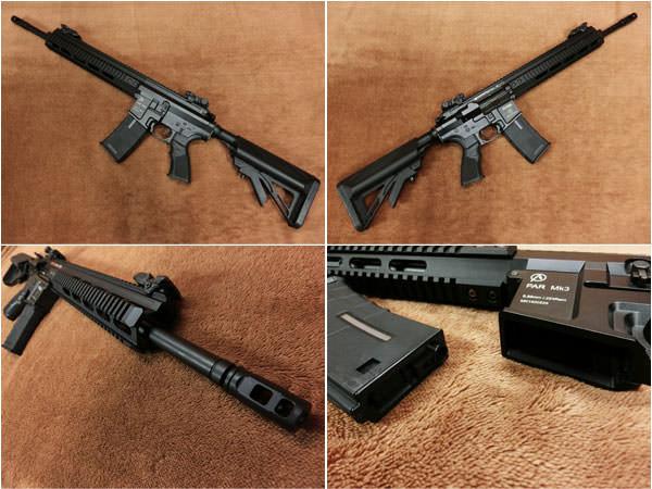 PAR MK3 Rifle CRN3