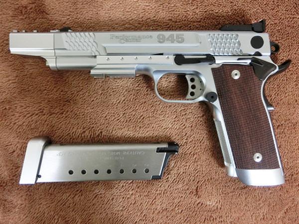 S&W M945 フルハウス3